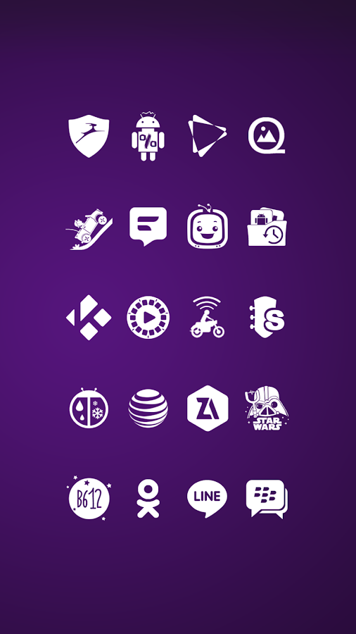 Whicons - White Icon Pack 8.2.2 APK Download - Android ... | 506 x 900 png 136kB