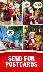 Talking Santa meets Ginger +  screenshot 4