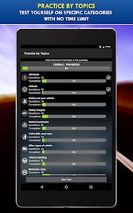 Motorcycle Theory Test UK Free 4.1 screenshot 9