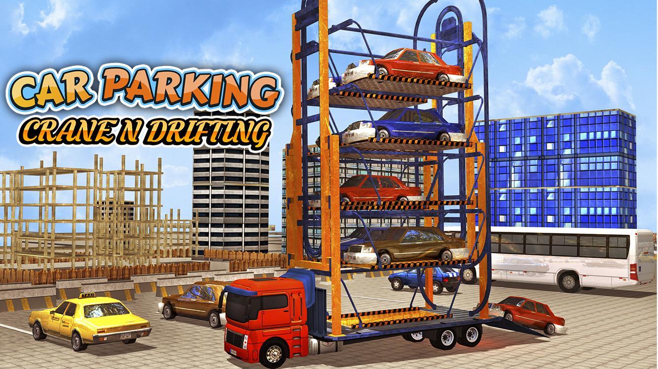 Car Parking Crane N Drifting 1 9 APK Download - Android