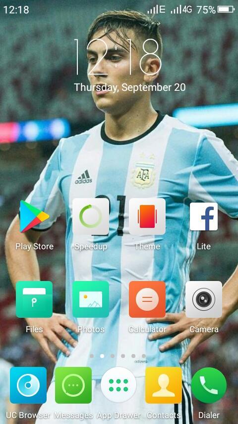 Dybala Wallpaper Hd 4k 10 Apk Download Android Sports Games