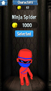 Ninja Spider man of the year! 1.1 screenshot 3