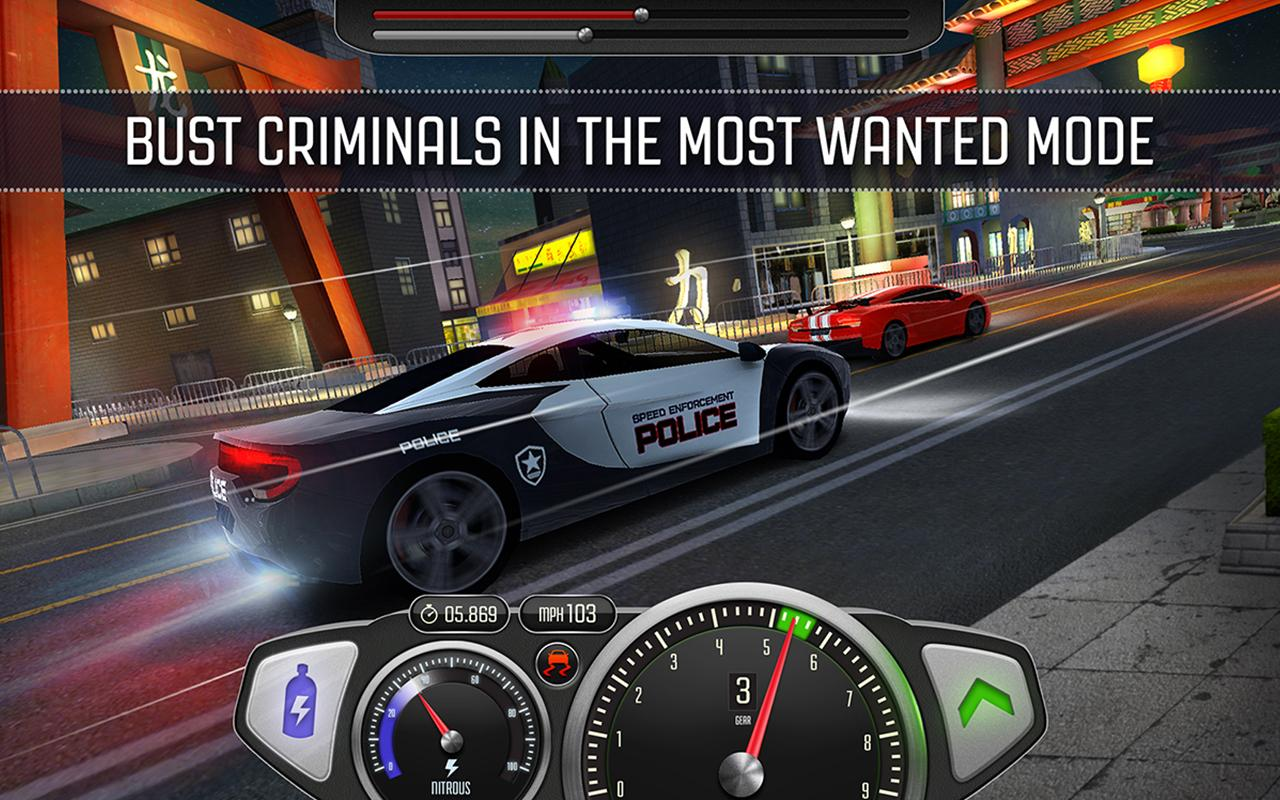 Top Speed: Drag & Fast Racing 1.25 APK Download - Android Racing Games
