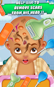 Hair Doctor Salon 1.1 screenshot 14