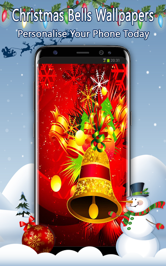 Christmas Bells Wallpapers 14 Apk Download Android