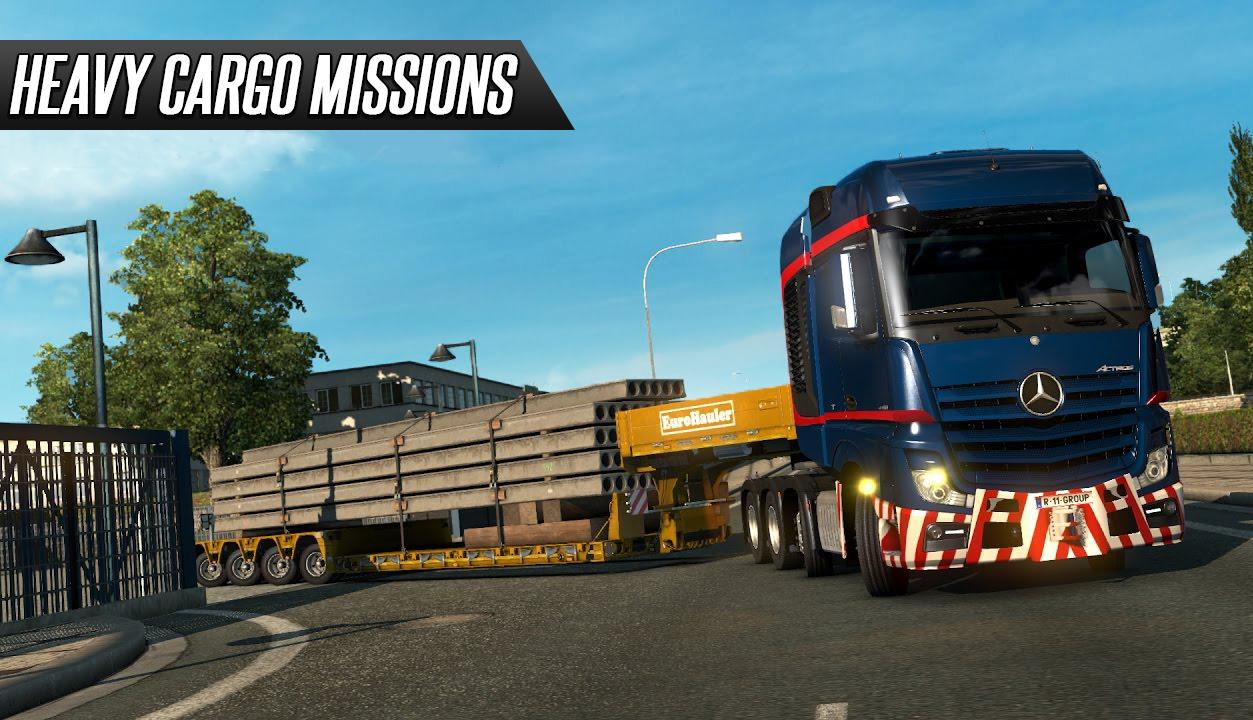 Euro Truck Simulator 2018 1 0 1 APK Download - Android