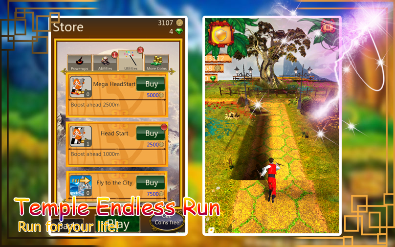 Temple run oz new version apk free download | Download