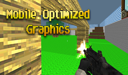 Pixel Combat Multiplayer HD 3.5 screenshot 8