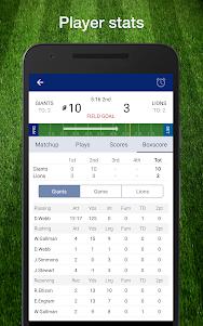 49ers Football: Live Scores, Stats, Plays, & Games 7.8.9 screenshot 19