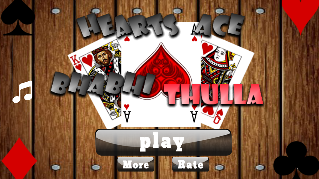 Hearts Ace Bhabhi Thulla 3 0 8 Apk Download Android Card Games