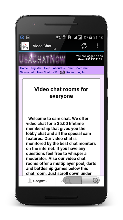 Video Chat For Chatroulette