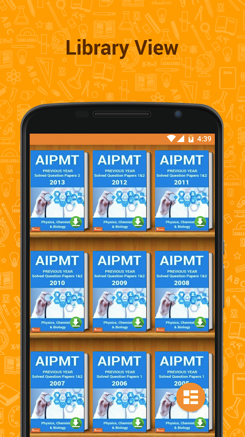 neet aipmt exam papers solutions 4 2 5 apk download android