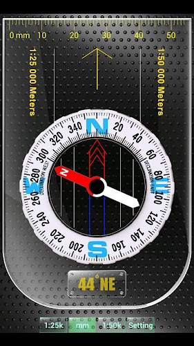 how to download compass sensor