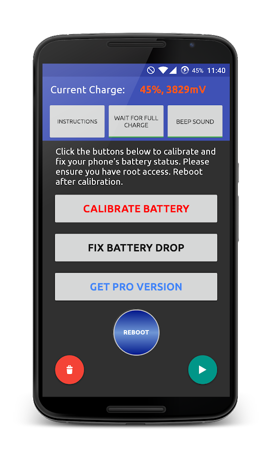 Battery Fix and Calibrate 1 9 2 APK Download - Android Tools Apps