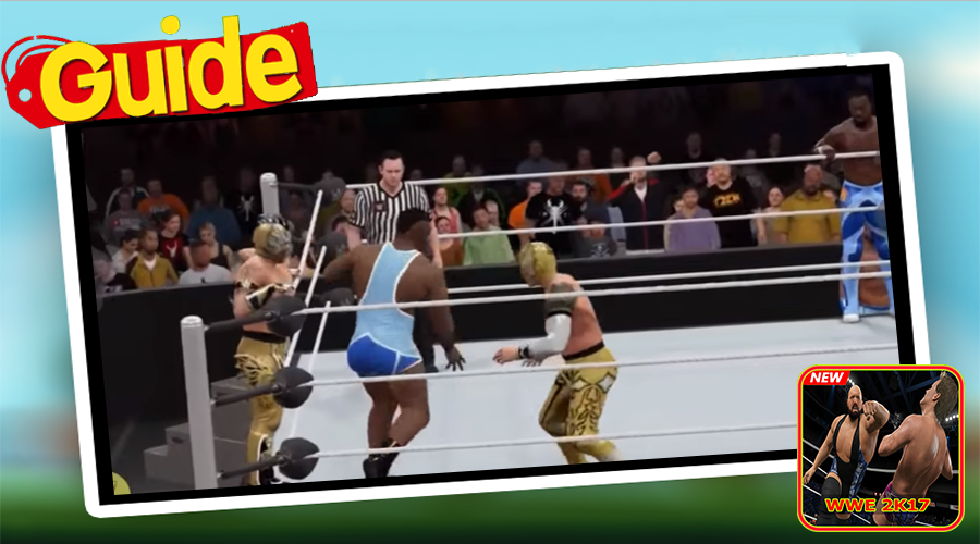 Free WWE 2K17 Guide 7 3 4 APK Download - Android Books