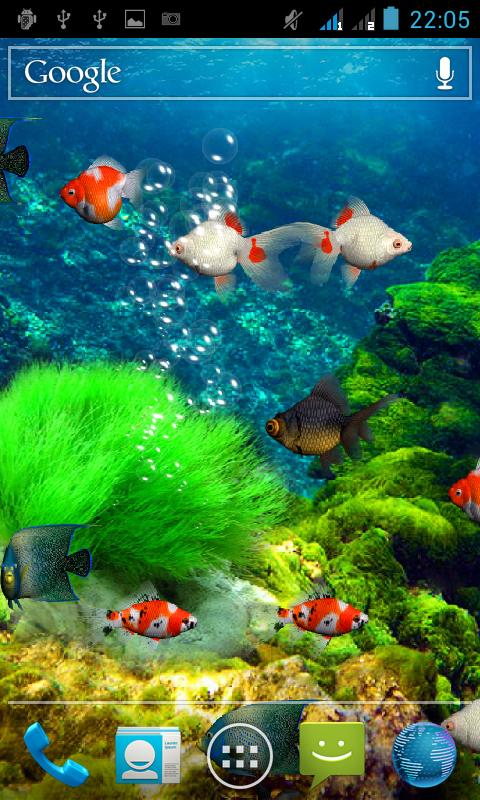 Aquarium Free Live Wallpaper 44 Apk Download Android