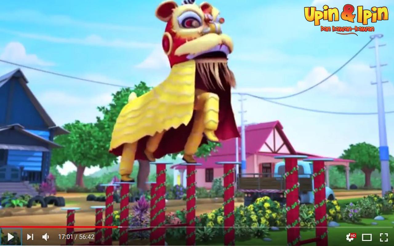 Video Upin Ipin Baru 2018 Flasdisk 16 Gb Bonus 260 Dan Koleksi Terbaru 21 Screenshot 1