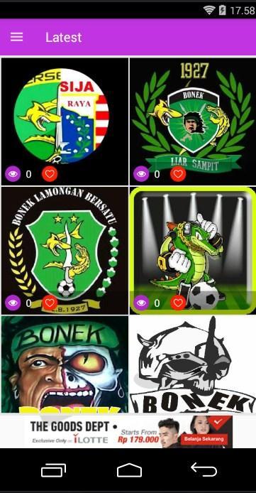 Bonek Wallpaper Hd 1 0 Apk Download Android Sports Games