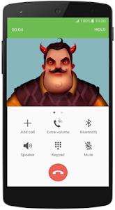 PhoneCall For Hello_Neighbor 1.0 screenshot 4