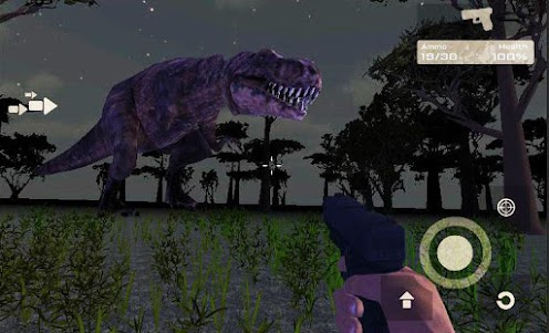 jurrasic period: world dino 3D 1.0 screenshot 1