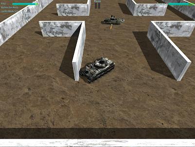 AR Tank Fight 1.1 screenshot 7