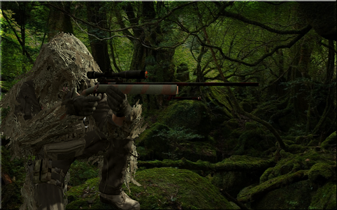 Hunter Kill Wolf Hunting Game 1.1 screenshot 1