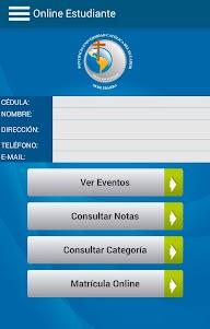 PUCESI APP Estudiante 1.0 screenshot 2