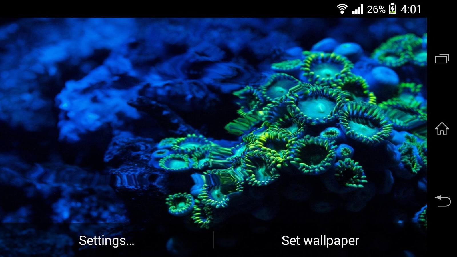 Galaxy S5 HD Live Wallpaper 103 Screenshot 11