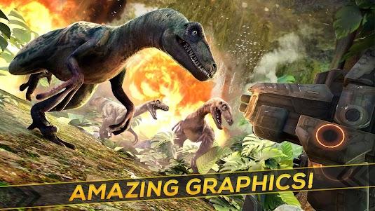 Dino-Robot! Future War 3D Game 1.0.0 screenshot 8