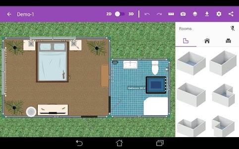 Bedroom Design 1.7.0 screenshot 7