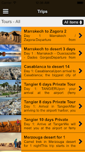 Tours Morocco Travel 1.0 screenshot 3