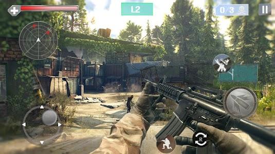 Anti-Terrorism Shooter 1.3 screenshot 1