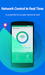 WiFi Doctor - Speed & Safe 1.1.30.00 screenshot 1