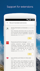 Yandex Browser with Protect  screenshot 2