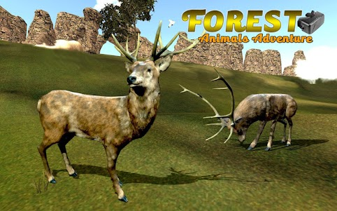 VR Forest Animals Adventure 1.9 screenshot 7
