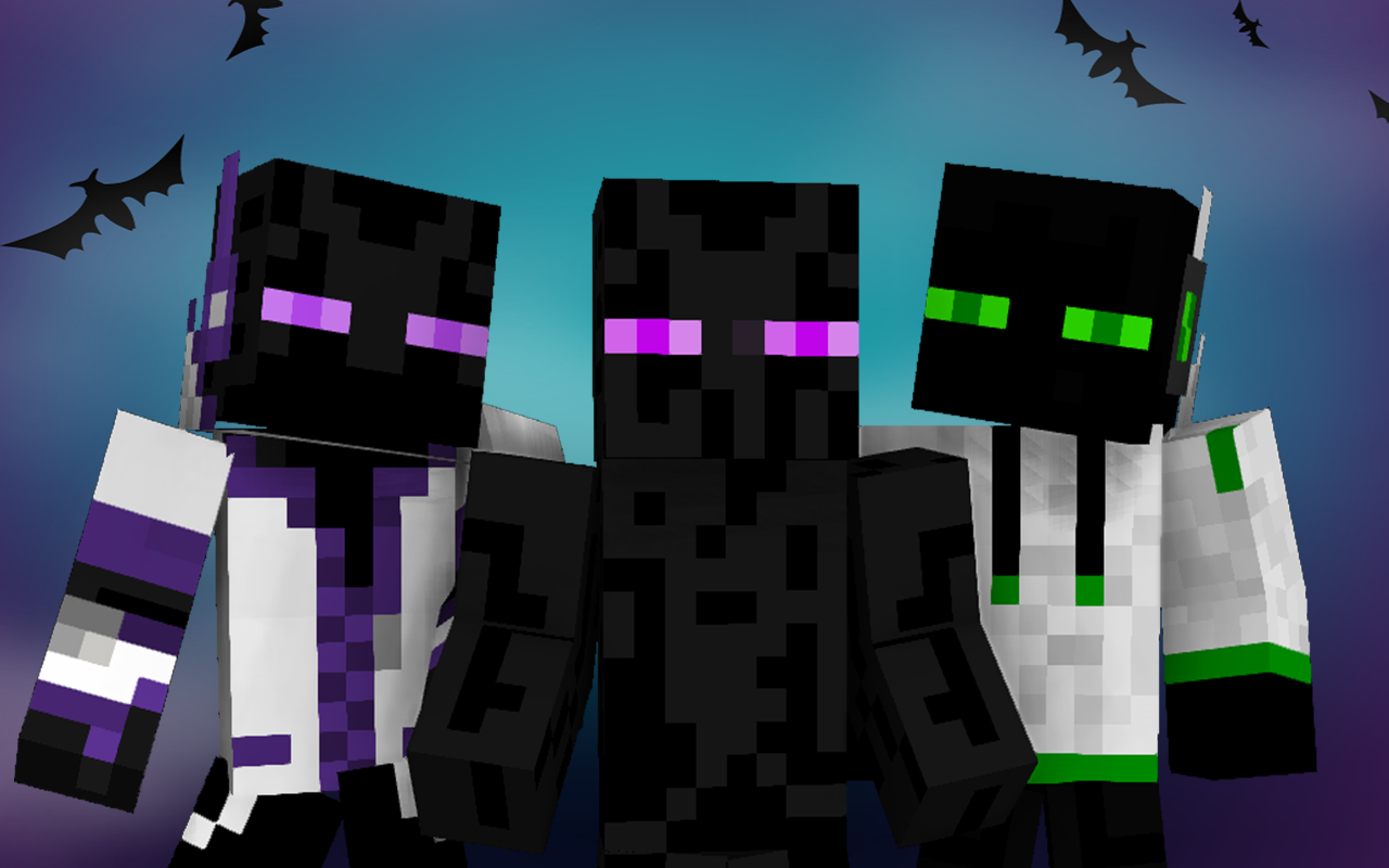 skins enderman for minecraft 110 apk download android