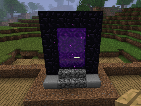 Nether Portal Mod - Minecraft 1 0 APK Download - Android