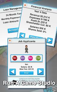 Game Studio Tycoon  screenshot 6
