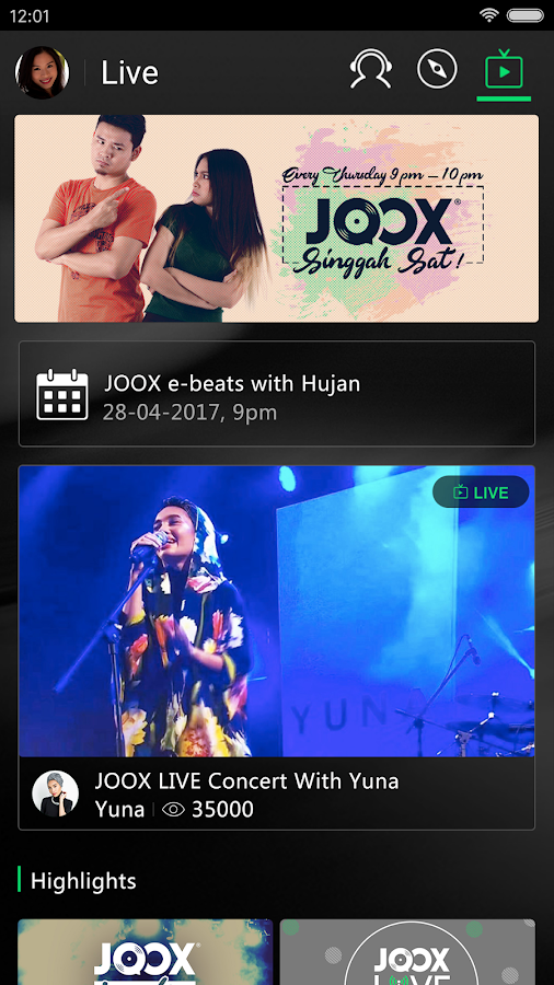Joox music free streaming 4604 apk download android music joox music free streaming 4604 screenshot 12 stopboris Images