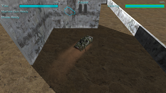 AR Tank Fight 1.1 screenshot 4
