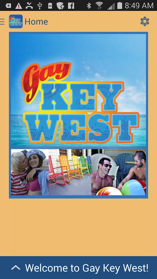 Gay key west calendar