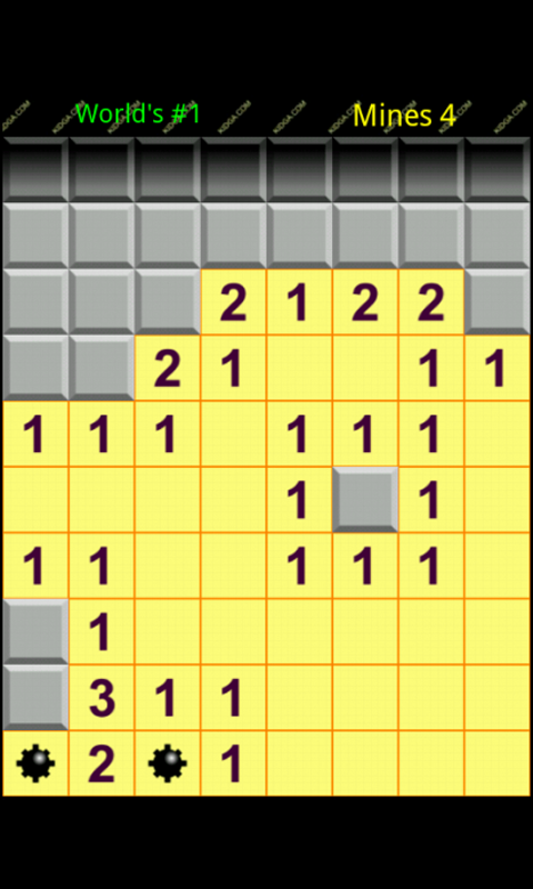 Minesweeper Unlimited Full 1 0 APK Download - Android Puzzle