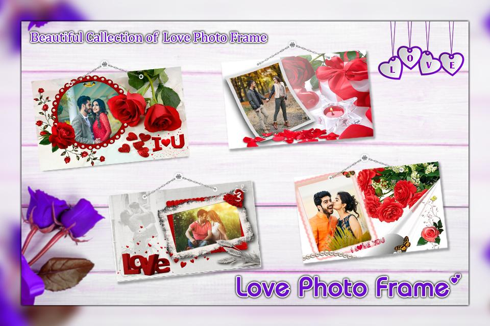 Love Photo Frame : Love Photo Editor 1.7 APK Download - Android ...
