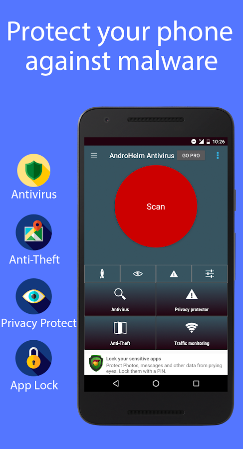 go security pro apk full