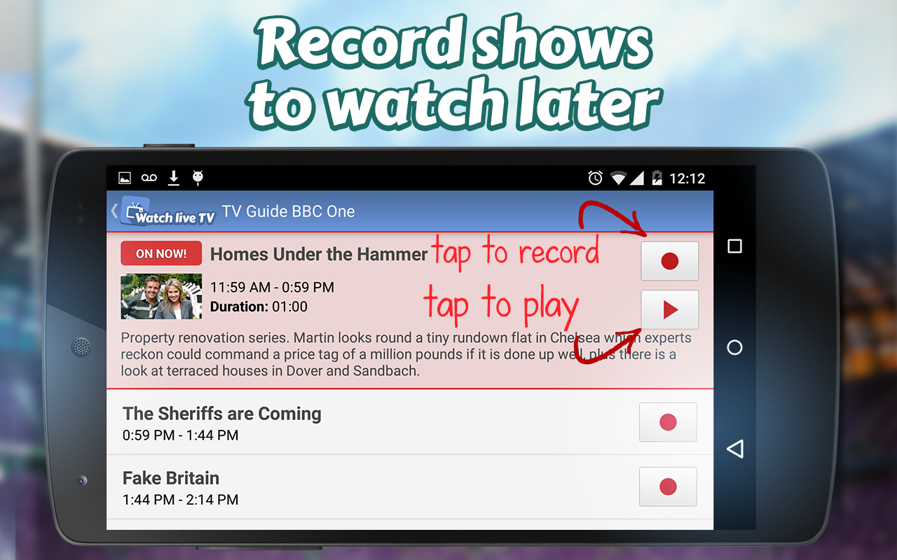 how to watch live tv without app.au