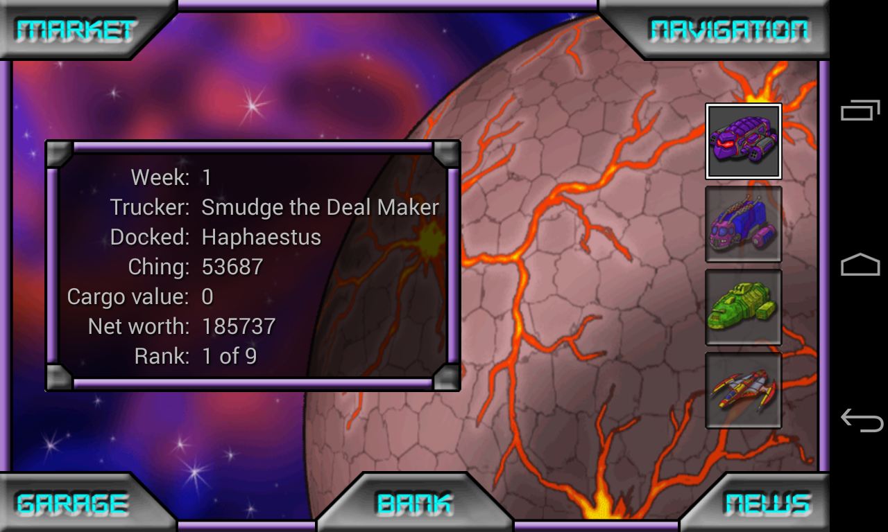 Space Trading Profiteer 1 3 18 APK Download - Android Casual Games