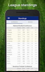 49ers Football: Live Scores, Stats, Plays, & Games 7.8.9 screenshot 22
