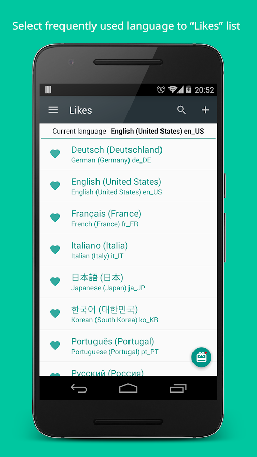 Locale & Language Setting 6 4 2 APK Download - Android