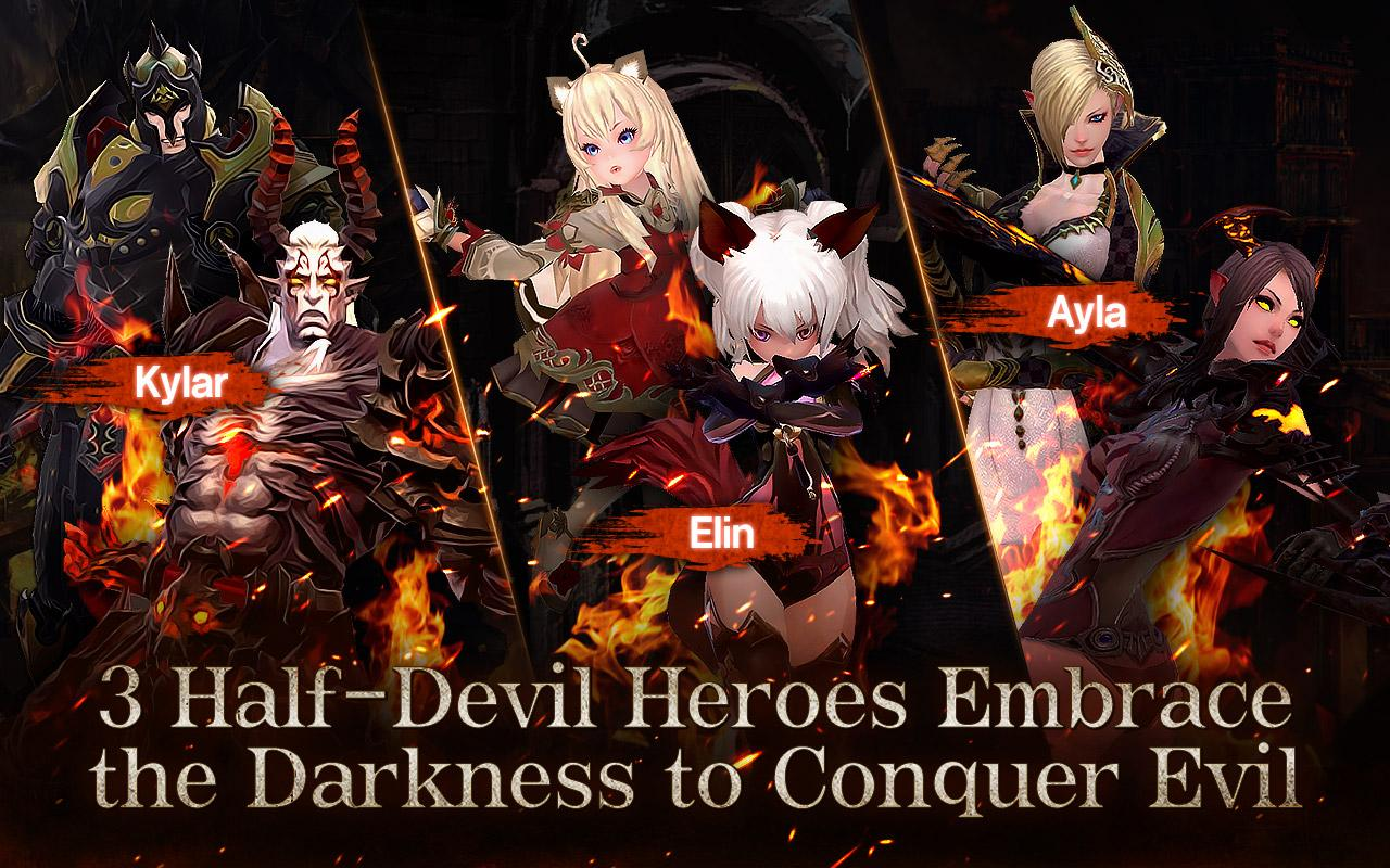 Devilian 1 1 5 47620 APK Download - Android Role Playing Games