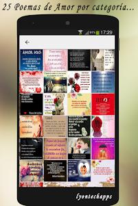 Poemas de Amor en Imagenes 1.01 screenshot 3
